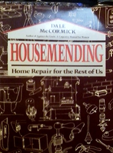 9780525482581: Housemending: Home Repair for the Rest of Us