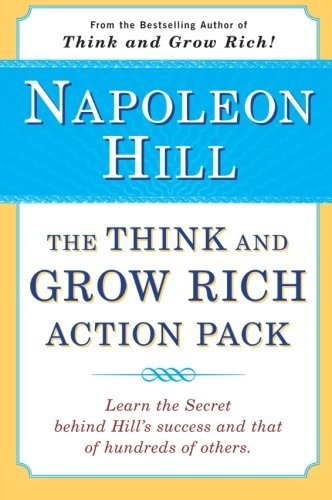 9780525483496: The Think and Grow Rich Action Pack