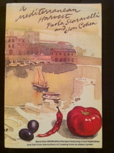 9780525483731: Scaravelli & Cohen : Mediterranean Harvest (Pbk)