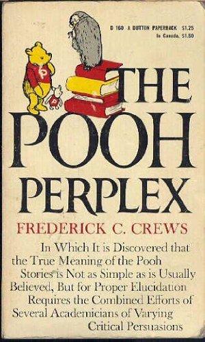 9780525484110: The Pooh Perplex, a Freshman Casebook.