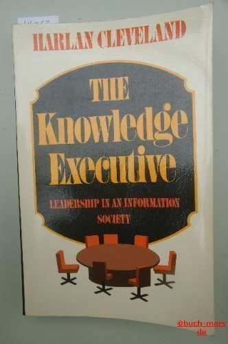 The Knowledge Executive: Cleveland, Harlan