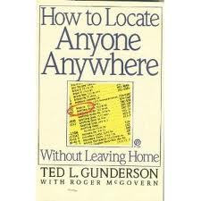 9780525484752: How to Locate Anyone Anywhere without Leaving Home
