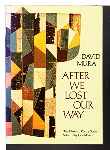 9780525484837: After We Lost Our Way (The National Poetry Series)