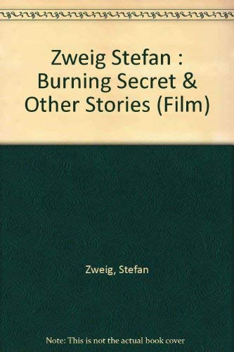9780525484967: Burning Secret and Other Stories