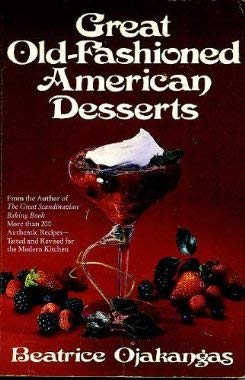 9780525485049: Great Old-Fashioned American Desserts