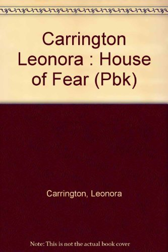 9780525485407: House of Fear