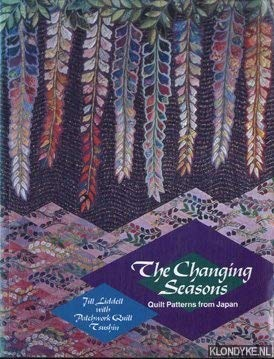 9780525486015: The Changing Seasons: Quilt Patterns from Japan (Dutton Studio Book)