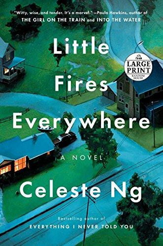 9780525498773: Little Fires Everywhere (Random House Large Print)