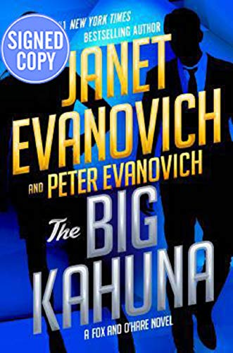 The Big Kahuna - Signed / Autographed: Janet Evanovich