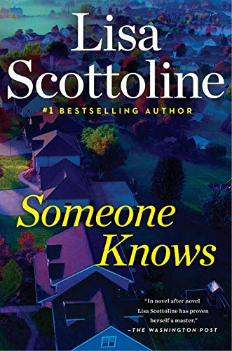 Book Cover: Someone Knows