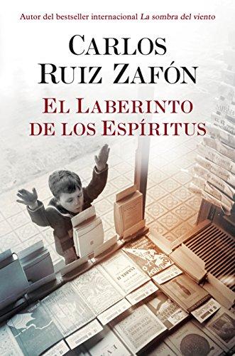 9780525562887: El Laberinto de Los Espiritus