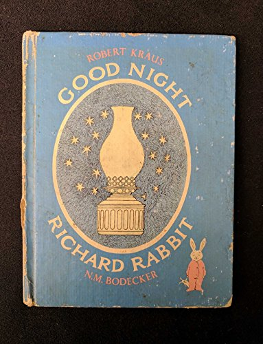 9780525615026: Good night, Richard Rabbit (Night-lite library)