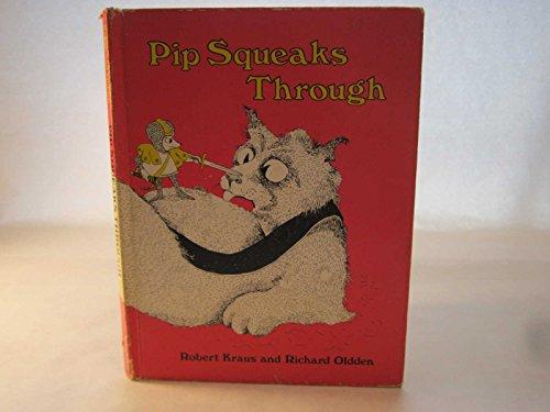 Pip squeaks through: Robert Kraus