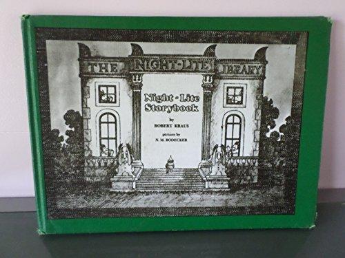 The night-lite storybook: Robert Kraus