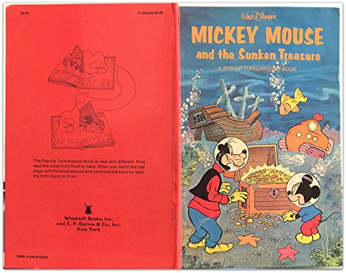 Mickey Mouse and the Sunken Treasure A: Walt Disney Company