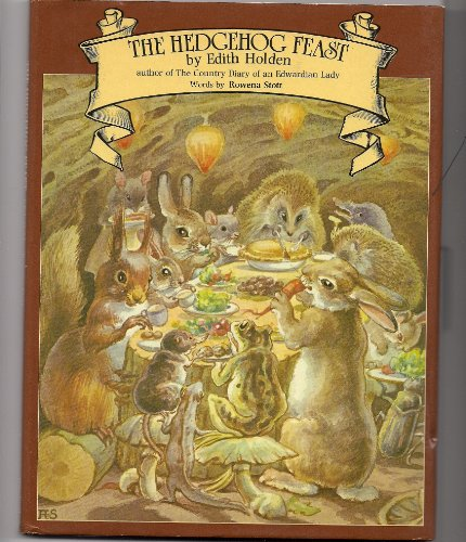 9780525615804: The Hedgehog Feast