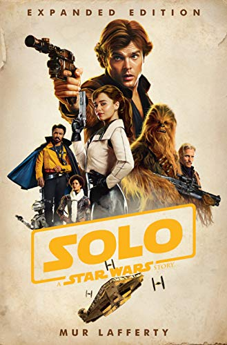 Book Cover: Solo: A Star Wars Story