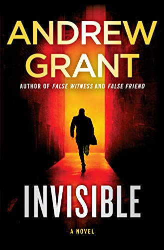 Book Cover: Invisible: A Novel