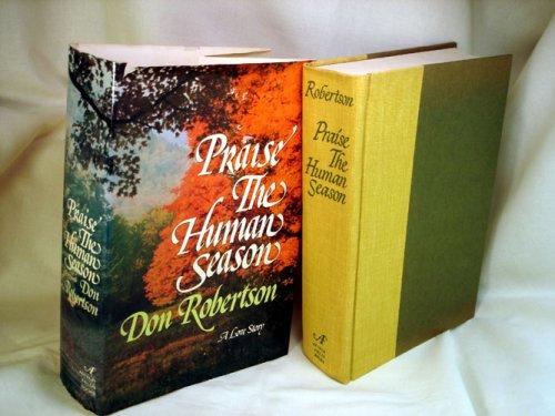9780525630135: Praise the Human Season