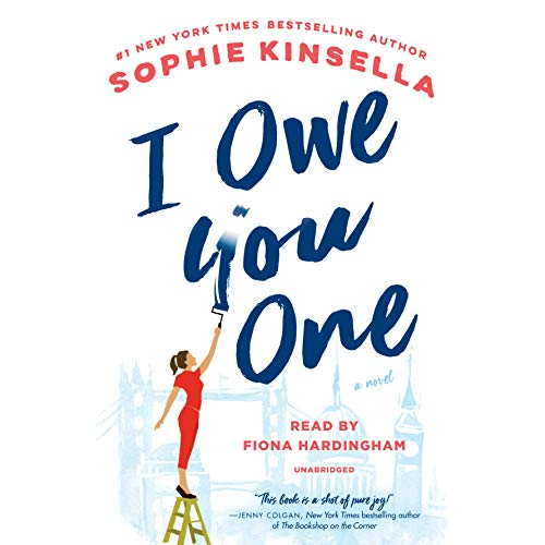 Book Cover: I Owe You One: A Novel