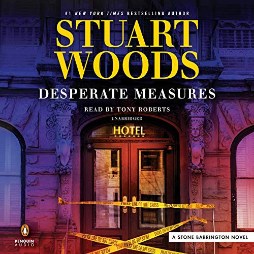 Book Cover: Desperate Measures