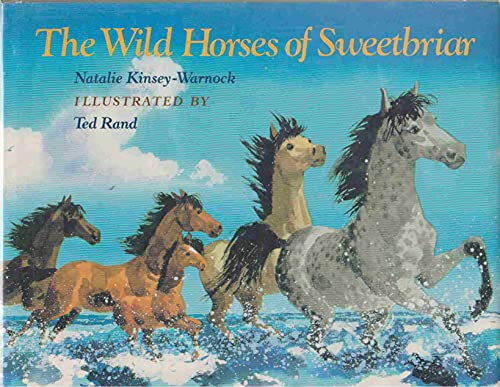 9780525650157: The Wild Horses of Sweetbriar