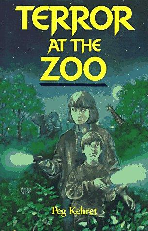 9780525650836: Kehret Peg : Terror at the Zoo (Hbk)