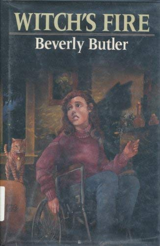 Witch's Fire (0525651322) by Beverly Butler