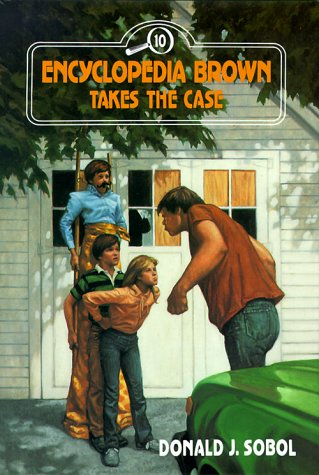 9780525663188: Encyclopedia Brown Takes the Case