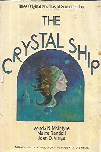 9780525665274: The Crystal Ship: Three Original Novellas of Science Fiction