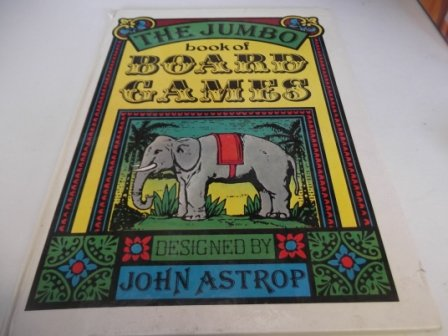 9780525666462: Jumbo Book of Board Games: 2