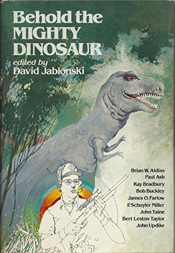 Behold the mighty dinosaur: David Jablonski, editor