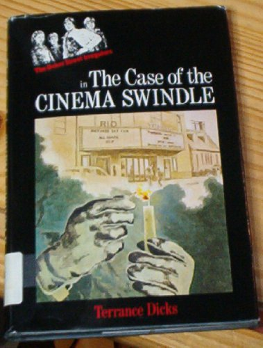 9780525667285: Case of the Cinema Swindle: The Baker Street Irregulars