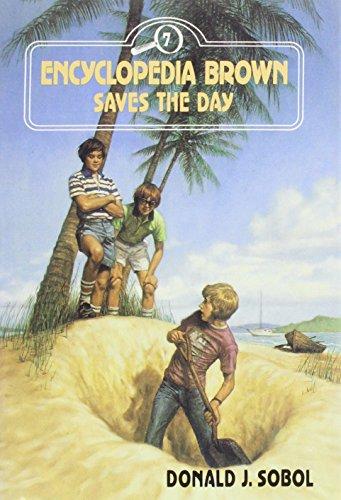 9780525672104: Encyclopedia Brown Saves the Day