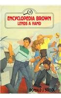 9780525672180: Encyclopedia Brown Lends a Hand