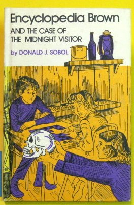 9780525672210: Encyclopedia Brown and the Case of the Midnight Visitor