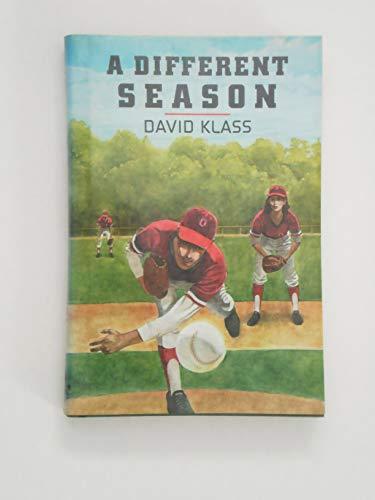 A Different Season: Klass, David