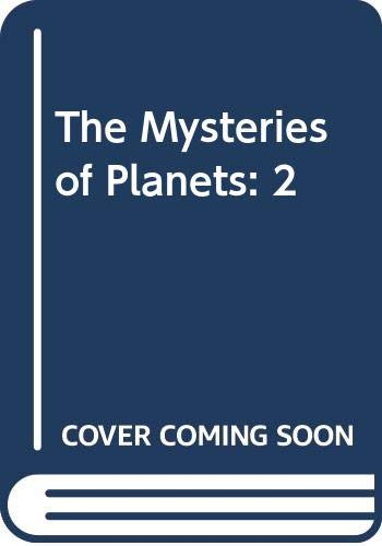 The Mysteries of Planets (Mysteries of the universe series) (0525672400) by Branley, Franklyn M.
