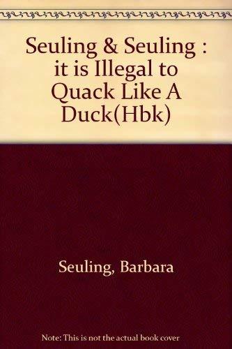9780525672579: It Is Illegal Quac: 2