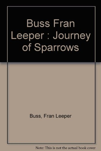 9780525673620: Journey of the Sparrows