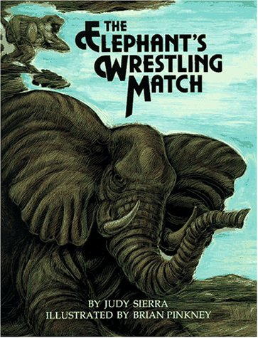 9780525673668: The Elephant's Wrestling Match