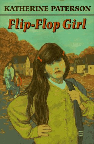 The Flip-flop Girl: Katherine Paterson