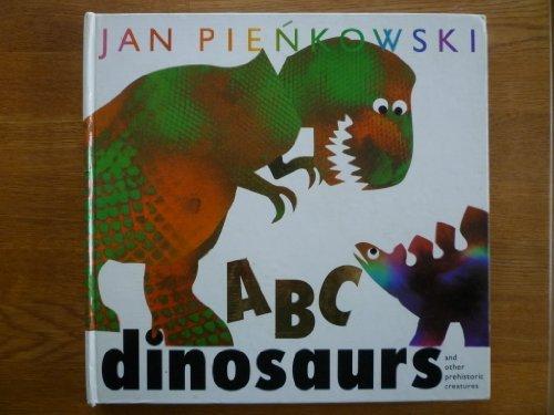 NR ABC Dinosaurs: Pienkowski, Jan