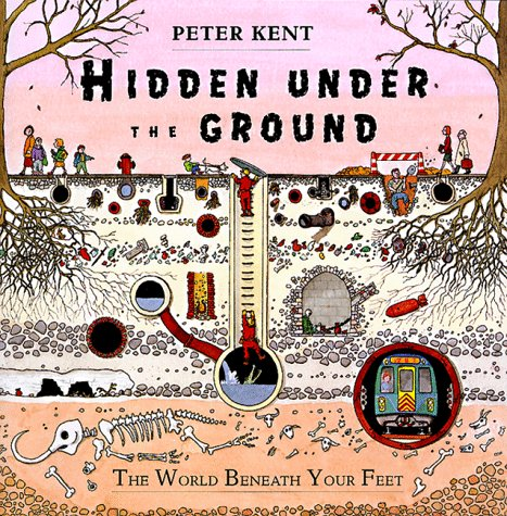 9780525675525: Hidden Under the Ground: The World Beneath Your Feet