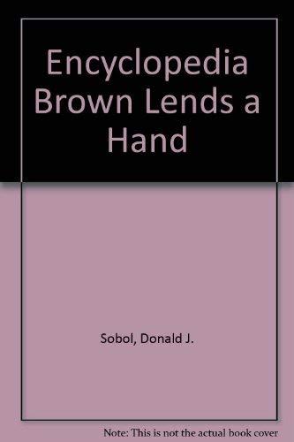9780525678052: Encyclopedia Brown Lends a Hand