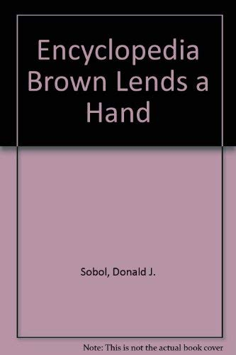 9780525678052: Encyclopedia Brown Lends a Hand: 2