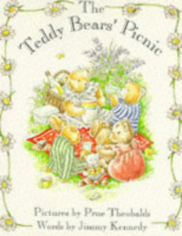 9780525690610: The Teddy Bears' Picnic Board Book (Dutton Novelty Books)