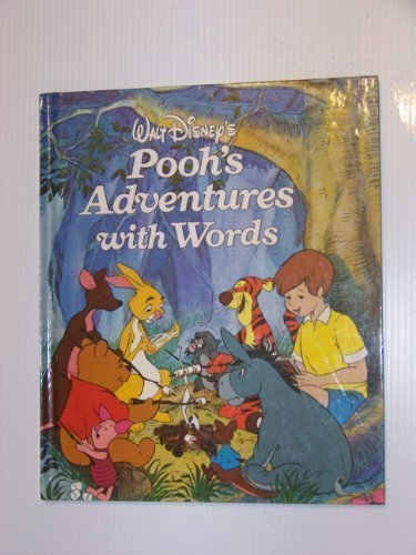 Walt Disney's Pooh's Adventures With Words: Walt Disney Productions