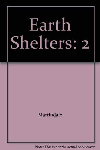 Earth Shelters: David Martindale