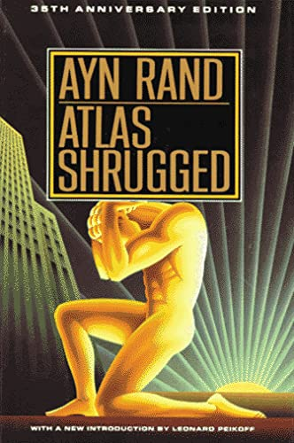 9780525934189: Atlas Shrugged: 35th Anniversary Edition